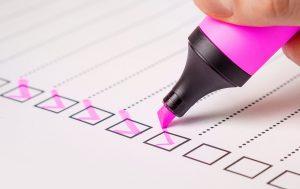 Checkliste für Familiencamping
